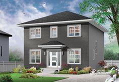 Détail du plan de Maison unifamiliale W3716