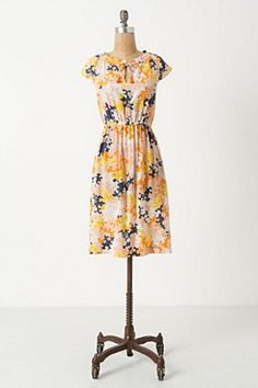 Puzzled Pieces Dress | Anthropologie.eu