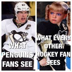Sidney Crosby or Cindy Crosby. You decide....