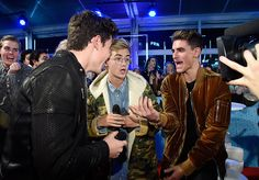 Shawn Mendes at the MTV Europe Music Awards, Rotterdam, Netherlands – 06 Nov 2016