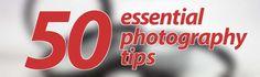 Lots of tips to understanding aperture, shutter speed, sensitivity etc.