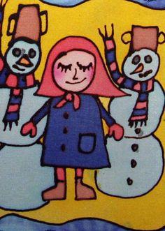 Šatka -obrázok do detskej izby na zarámovanie Silk Painting, Fallout Vault, Boys, Fictional Characters, Art, Baby Boys, Art Background, Kunst, Performing Arts