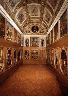 secret passages of Palazzo Vecchio…