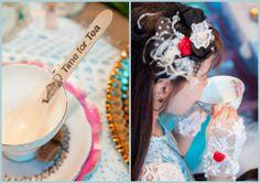 girls tea party