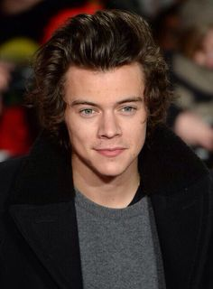 Harry Styles and his failed mo for movember hahah luv him