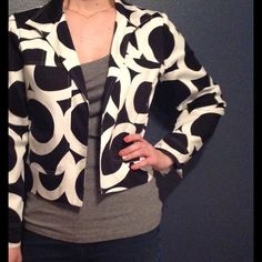 """Spotted while shopping on Poshmark: """"Everything is $10 until midnight. Use offer button""""! #poshmark #fashion #shopping #style #Transitions boutique #Jackets & Blazers"""
