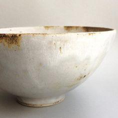 Bowl fresh from the kiln...
