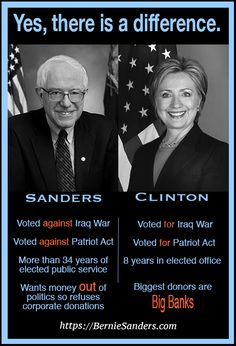 Sanders vs. Clinton>>> not to mention that Sanders wants to make higher education a RIGHT, not a luxury. Sanders ALL THE WAY!! #BernieSanders2016