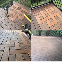 "2,712 Likes, 32 Comments - Wood Craft (@woodworkcraft) on Instagram: ""Do you like this deck? By @elitedecks16"""