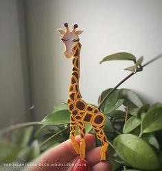 Тссс ♀️ жирафик уснул кажется