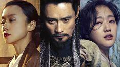 Watch Korea shows online for free Memories Of The Sword, Bae Soo Bin, Lee Byung Hun, Kim Go Eun, Fight For Freedom, Drama Movies, Korean Drama, Movies To Watch, Movies Online