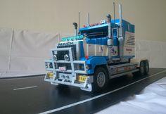 Lego Mack TITAN. by paliason