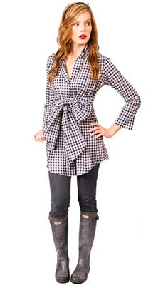 ...  Love, love, love this Sylvie tunic from Bell by Alicia Bell.  Need...