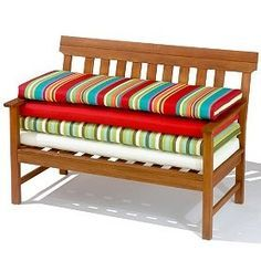 Exceptional How To Make A Bench Cushion