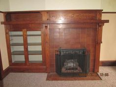 Beautiful fireplace. Charming with natural woodwork throughout! This home offers living space on 2 floors with a partially finished area in the basement. 3 bedrooms, 1.5 baths, featuring a living room, family room, dining room and utility room. Property also features an enclosed porch, a 12 x 20 patio and 8 x 16 storage building, one car garage, and fence rear yard.