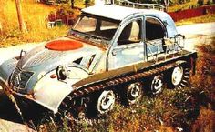 Hey boys....here is a deux chevaux you could love!