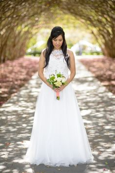 Spencer Moon Photography, Dallas Wedding Photographer, Dallas Arboretum bridal photos