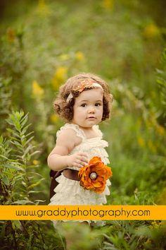 Lace Romper-Baby Lace Ruffle Romper-Ruffle Romper-Lace Petti Romper-Baby GIrl-Kids Halloween-Halloween Photo Prop on Etsy, $24.95