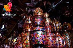 Artesanías de Michoacan