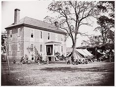 Civil War Union Barracks