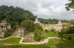 Palanque, Chiapas, Mexico
