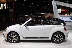 2014 Volkswagen Beetle Convertible R-Line: Chicago 2013