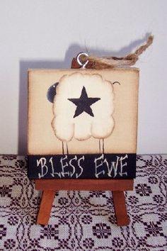 Primitive Sheep ....