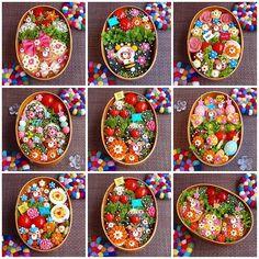 先週のお弁当をまとめてみました😊*クリスマス限定アイコン企画やってます。詳しくは1個前のpostを見てみて下さいね🎄**#お弁当#曲げわっぱ#キャラ弁#デコ弁#旦那弁当#ぶぶあられ#オベンタグラム#クッキングラム#ランチ#お昼ご飯#お弁当作り楽しもう部#デリスタグラマー#おうちごはん#obentopark#cookingram#macaroni#KURASHIRU#bento#lunch#ouchigohan#delistagrammer#snapdish#ひとくちフランク#海苔弁#eosm100の冬の光 Bento, Sprinkles, Candy, Food, Essen, Meals, Sweets, Candy Bars, Yemek