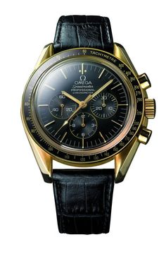 The first COSC-certified, manual-wound Speedmaster watch, the Omega Speedmaster Jubilee (1992), was limited to just 50 pieces.