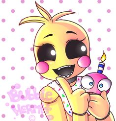 Five Nights at Freddy's 2 Toy Chica