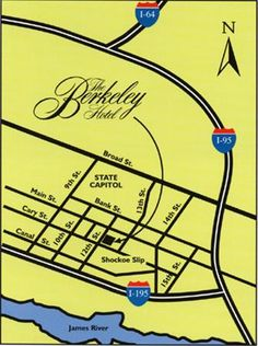The Berkeley Hotel RVA. SO close to everything! Richmond Hotel, Berkeley Hotel, 4 Star Hotels, Hotel Offers