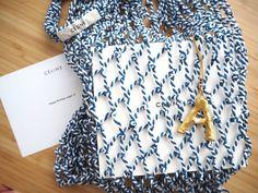 Céline Alphabet Pendant
