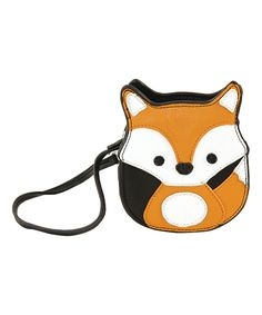 Take a look at this Sleepyville Critters Tan Baby Fox Wristlet Coin Purse today!