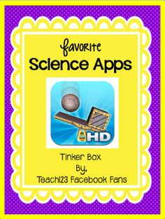 Science Apps for elementary students.
