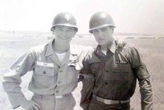 For two days in 1958, Ted Russ trained Army recruit Elvis Presley at Fort Hood, Texas. (Photo courtesy Ted Russ) Read more at: http://www.news-record.com/life/harry-thetford-local-vet-trained-elvis-presley-in-boot-camp/article_ded5ead2-23c5-11e4-b7fe-0017a43b2370.html
