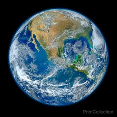 Blue Marble 2012   PrintCollection