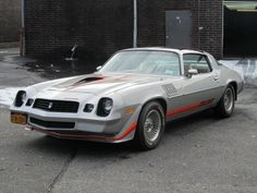 1979 Chevy Camaro Z28  Looks almost like mine except this one has better paint and mine has big beefy tires on the back.