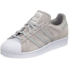 finest selection 8a07a f42b0 adidas suede low-top sneaker with leather striped sides.