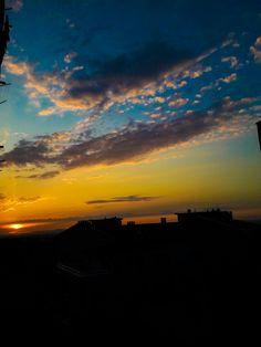 Sunset #sunset #goodevening