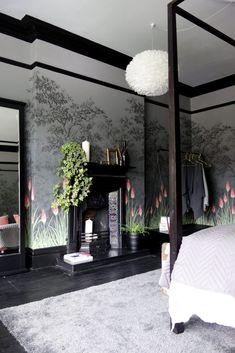 Upper Brook Street Bedroom Project Interior Design by Making Spaces Luxury Home Decor, Luxury Interior Design, Luxury Homes, Interior Decorating, Elegant Home Decor, Elegant Homes, English Bedroom, Decoration Baroque, Bedroom 2018