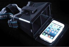 FASHION HOT SALE 3D VR GLASSES FOR 4.5~5.5 MOBILE PHONE