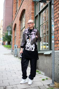 On The Street………Sodermalm, Stockholm « The Sartorialist
