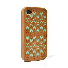 Just the most awesome iPhone case ever! | from A Skulk of Foxes - more designs posted over on my blog today
