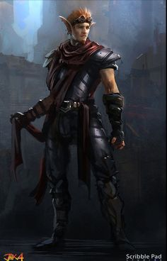 Concept Art from the Cancelled Jak and Daxter Reboot Has Been Released