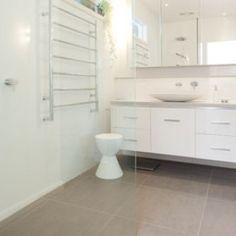 Contemporary neutral colour Perini Bathroom