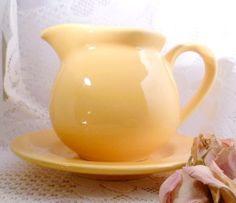 ✿  Wächtersbach Milchkrug ✿ von Carnabystreet auf DaWanda.com