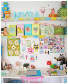 workspace by PinkFriday, via Flickr