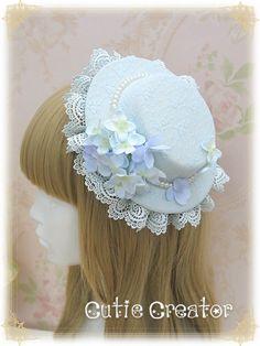 #LolitaUpdate: [-★-We've added 6 NEW accessories from Cutie Creator™-★-] >>> http://www.my-lolita-dress.com/cutie-creator-lolita-accessories-collection?dir=desc&order=created_at