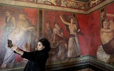 The crown jewel of the ancient city of Pompeii restored - Telegraph
