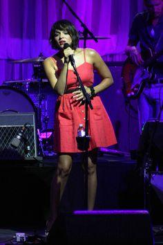 Norah Jones and Corinne Bailey Rae in concert